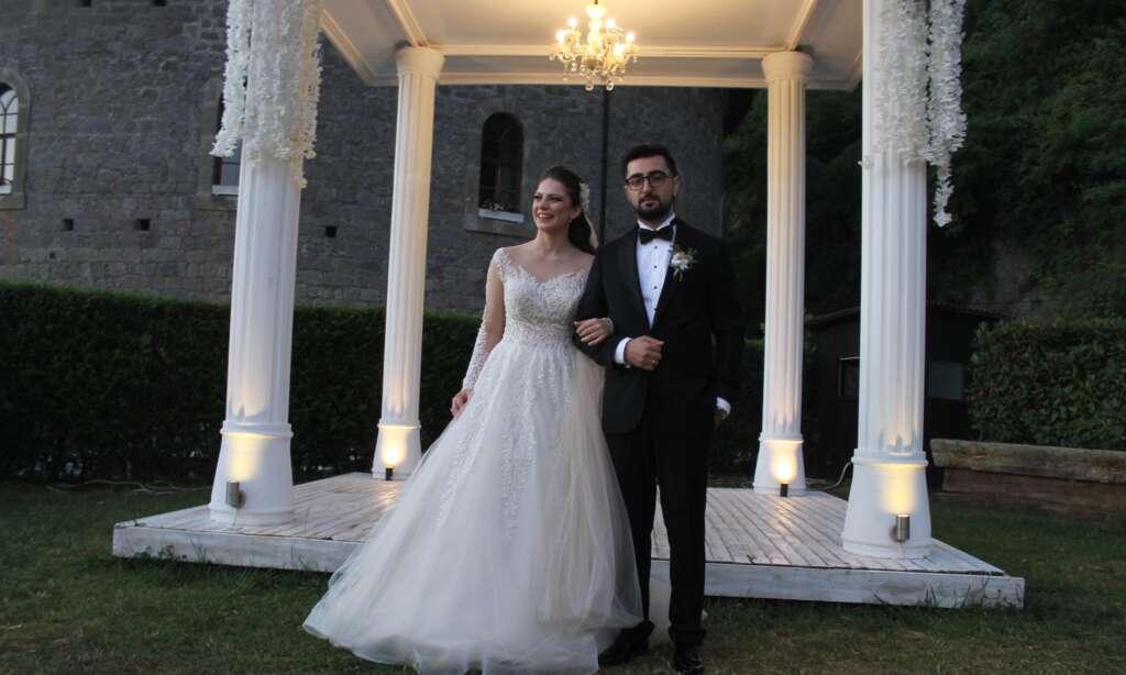Ahmet Akyüz oğlu Ertuğrul'u evlendirdi 6