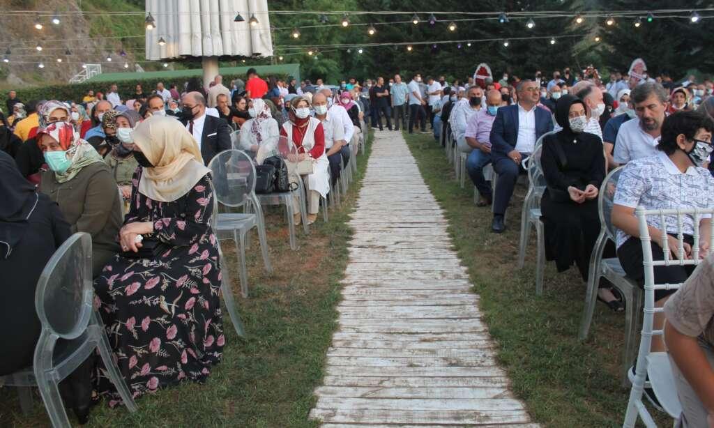 Ahmet Akyüz oğlu Ertuğrul'u evlendirdi 9