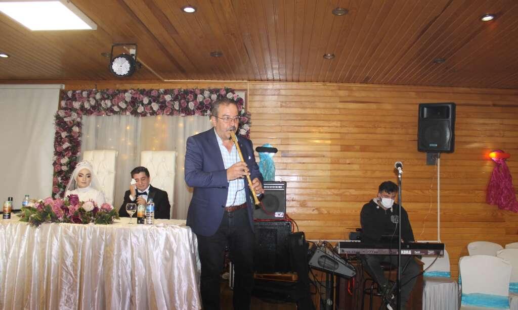 Antalya'dan Çaykara'ya gelin geldi 5