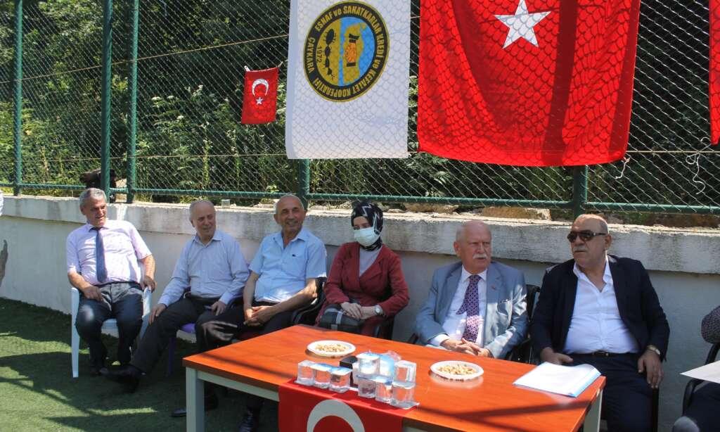 Mehmet Savaş Dündar Güven tazeledi 1