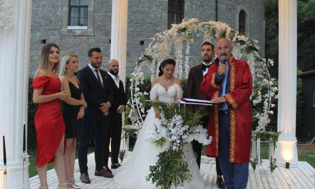 Yusuf Yazıcı'nın abisi Cihan Yazıcı evlendi 2