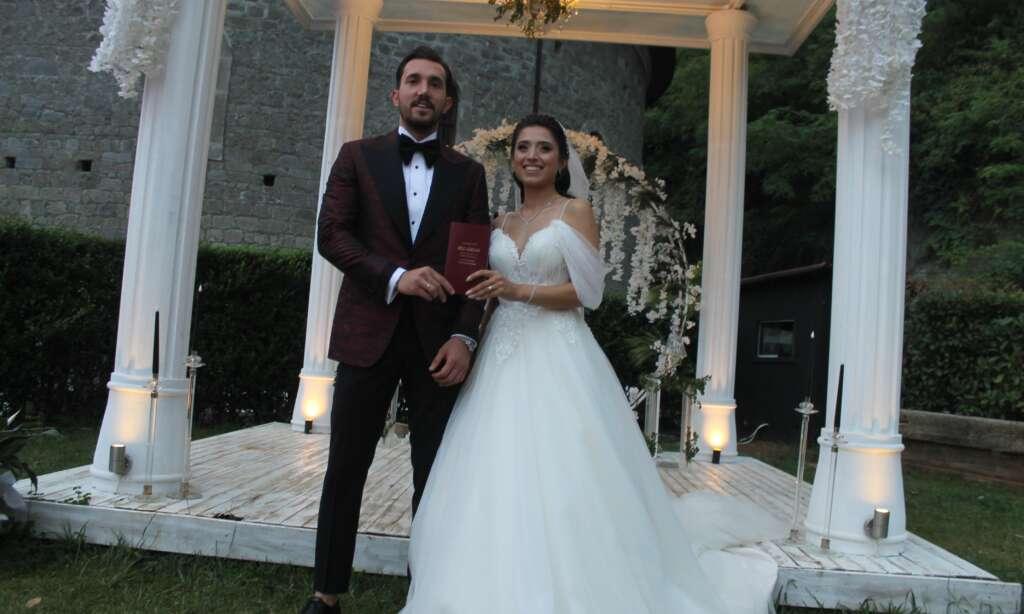 Yusuf Yazıcı'nın abisi Cihan Yazıcı evlendi 4