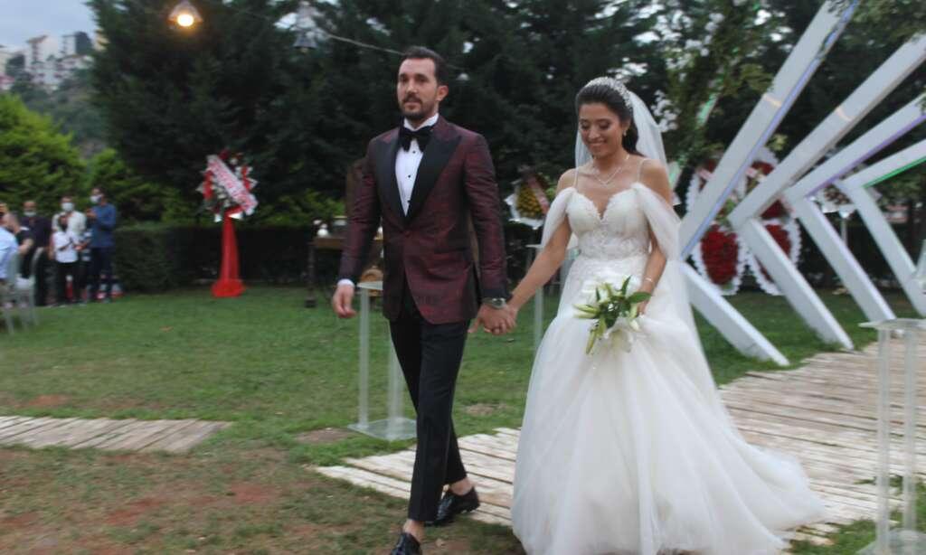 Yusuf Yazıcı'nın abisi Cihan Yazıcı evlendi