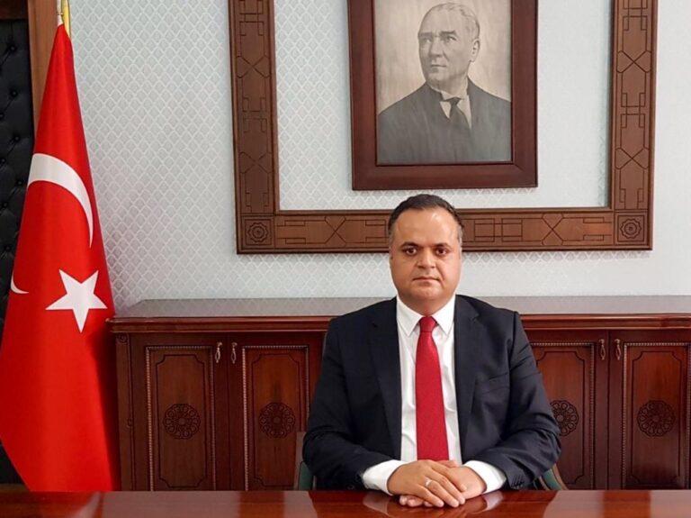 Kaymakam Çelikkol Trabzon'a Vali Yardımcısı olarak gidiyor