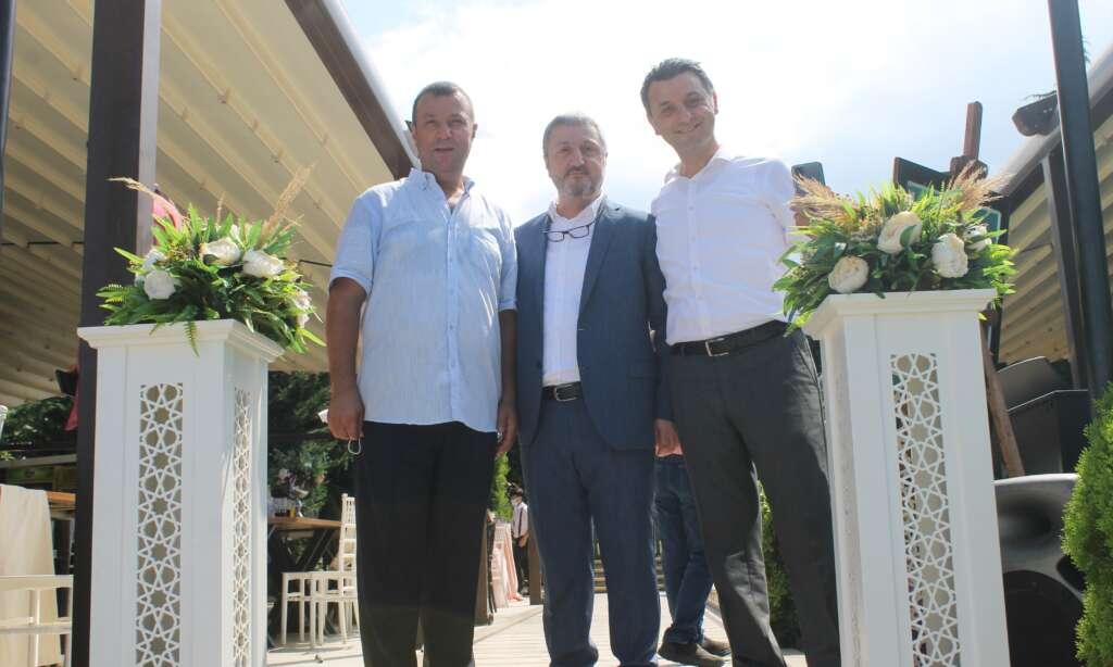 Kübra Akyüz ve Mustafa Akbaş'ın en mutlu günü 10