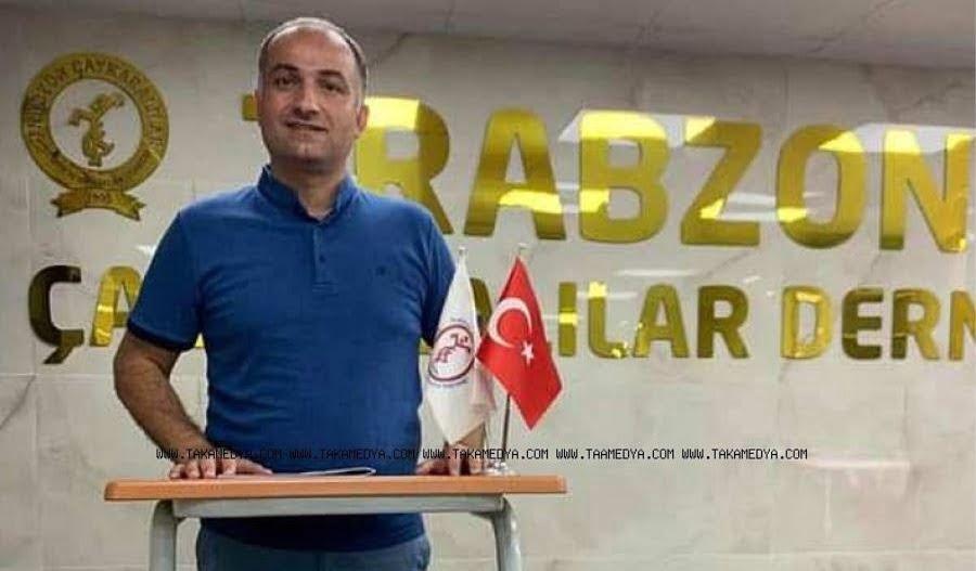 Trabzon ve Çaykaralılar Derneğinin yeni Başkanı Ahmet Aydın oldu 4