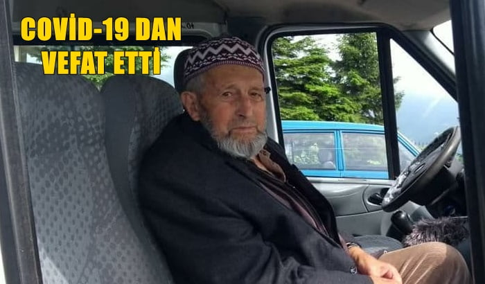 Akdoğan mahallesinden Mehmet Zeki Batu vefat etti