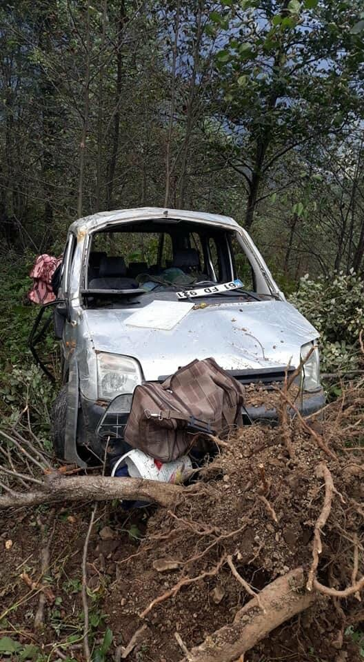 Kadir Altuncu yayla yolundaki kazada vefat etti 3