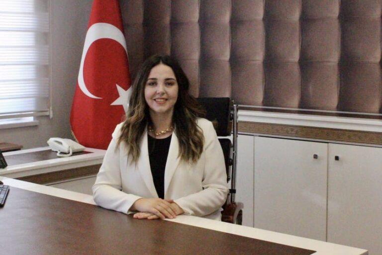 Kaymakam Nur Yalçınkaya Çilimli'de göreve başladı