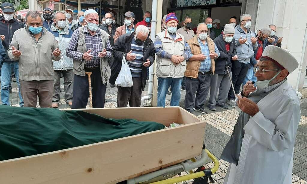 Taşkıran Mahallesinden Ayşe Erdoğan sonsuza uğurlandı