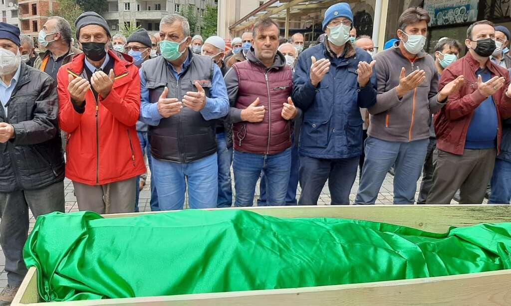 Taşkıran Mahallesinden Cemal Erdoğan sonsuza uğurlandı 3