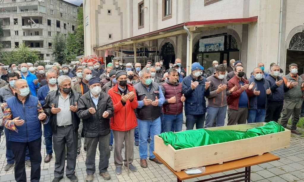 Taşkıran Mahallesinden Cemal Erdoğan sonsuza uğurlandı 5