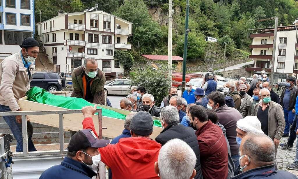 Taşkıran Mahallesinden Cemal Erdoğan sonsuza uğurlandı 8