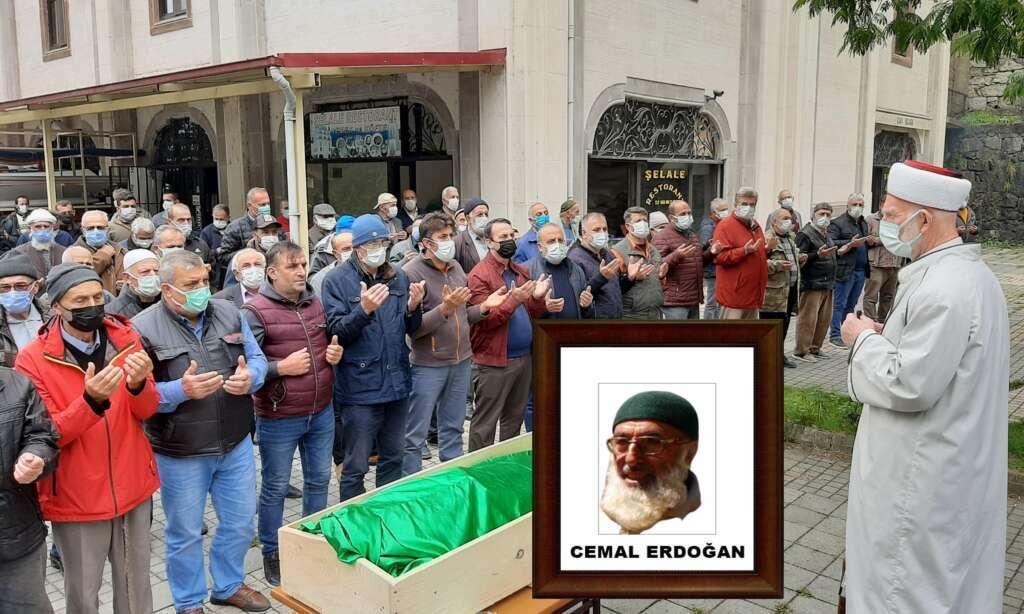 Taşkıran Mahallesinden Cemal Erdoğan sonsuza uğurlandı