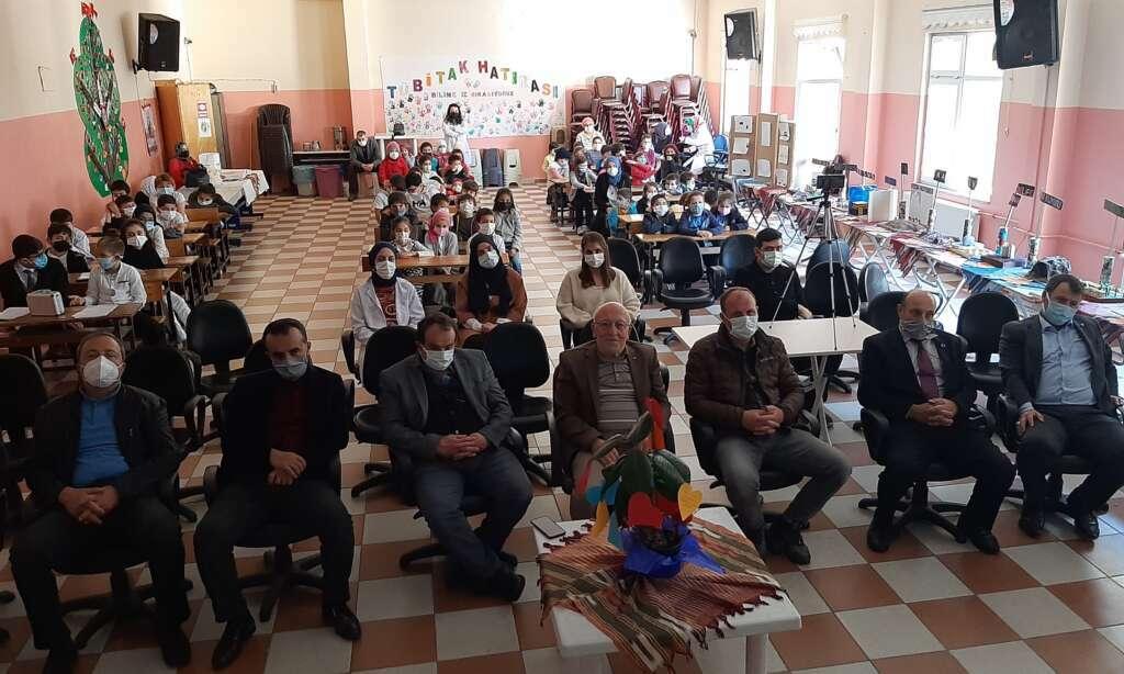 Taşkıran Eğitim Kurumlarında Mevlid-i Nebi programı düzenlendi.