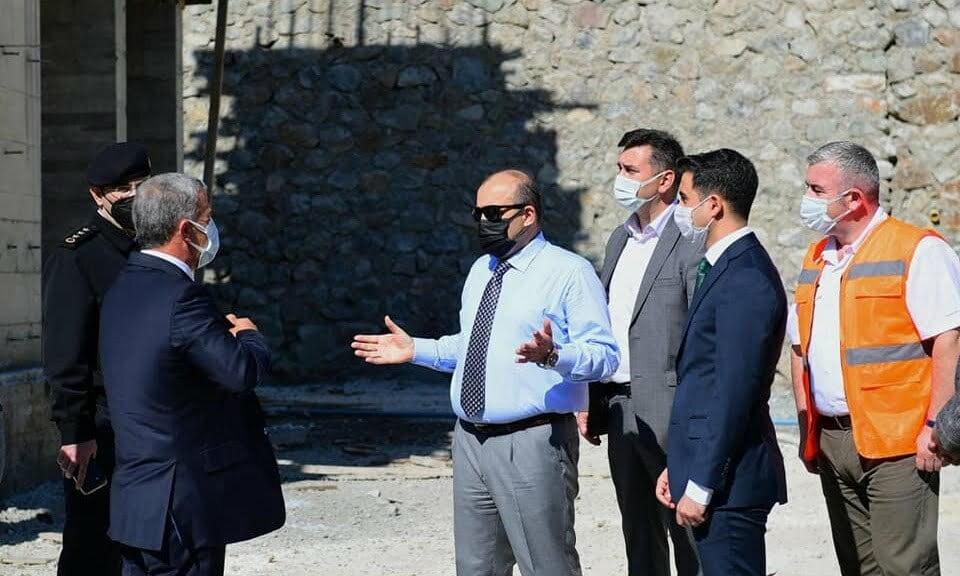 Vali Ustaoğlu Çaykara'da 8