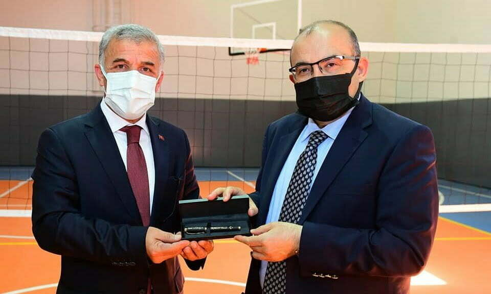 Vali Ustaoğlu Çaykara'da 1