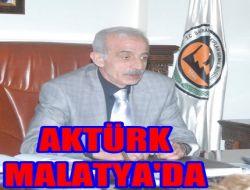 Aktürk Malatya'da
