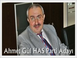 Ahmet Gül Zonguldak HAS Parti Adayı