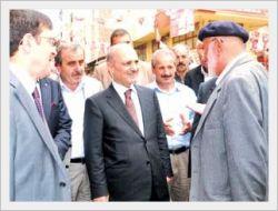 Erdoğan Bayraktar'a Çaykara Morali