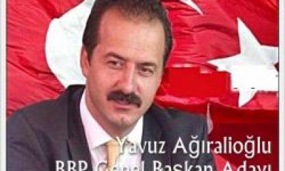Ağıralioğlu BBP Genel Başkan Adayı