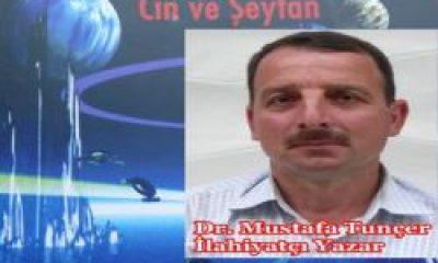 Dr. Mustafa Tunçer'in Kur'an'da Cin ve Şeytan Kitabı Piyasada