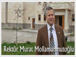 Bayburt Üniversitesi Rektörlük Seçimini Mollamahmutoğlu Önde Bitirdi