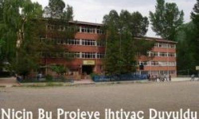 Çaykara Anadolu Lisesi İddialı
