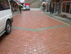 Sokak ve Kaldırım Taşları Yenileniyor 3