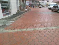 Sokak ve Kaldırım Taşları Yenileniyor 4