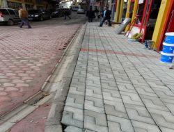 Sokak ve Kaldırım Taşları Yenileniyor 5