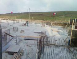 Sultanmurat Yayla Camii İnşaatı Devam Ediyor 2