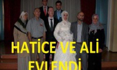 Çolakoğlu Ailesinin Biricik Kızları Evlendi
