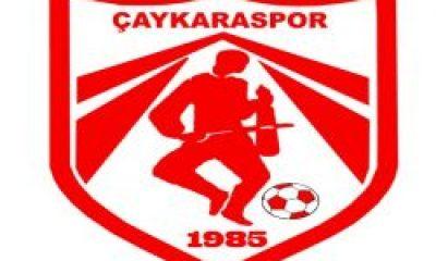 Çaykaraspor 0-0 Berabee Kaldı