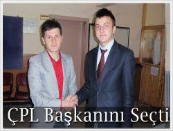 Bünyamin Erdoğan ÇPL Öğrenci Meclis Başkanı 1