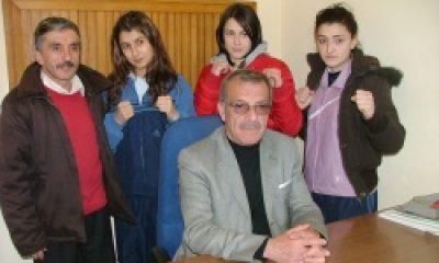 Çaykaraspor Boks Takımı Kurdu