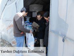 Ankara Çaykaralılar Grubundan Depremzedelere Yardım 4