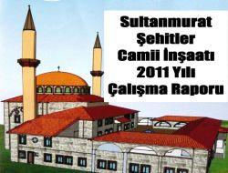 Sultanmurat Camii 2011 Çalışma Raporu 1