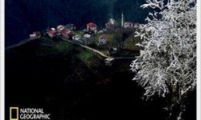 """Natıonal Geographic""""te Türkiye Birincisi Oldu"""