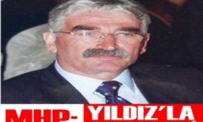 MHP Yıldız'la Devam Dedi