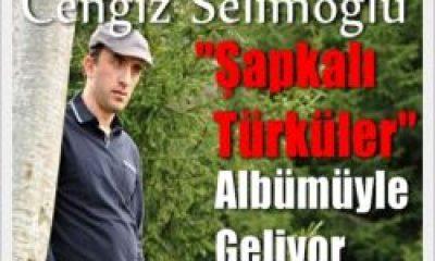 Selimoğlu Şapkalı Türkülerle Geliyor