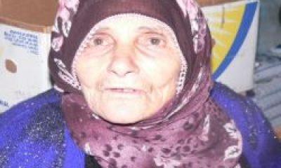 Şahinkayada Vefat: Rabia Ersezer