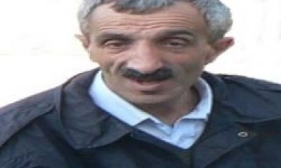 Yeşilalan'da Vefat Hasan Bakal