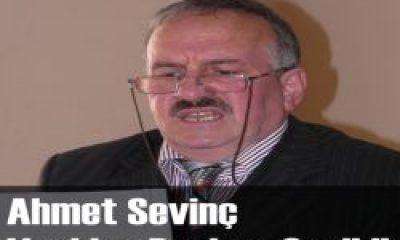 Ahmet Sevinç Yeniden Başkan Seçildi