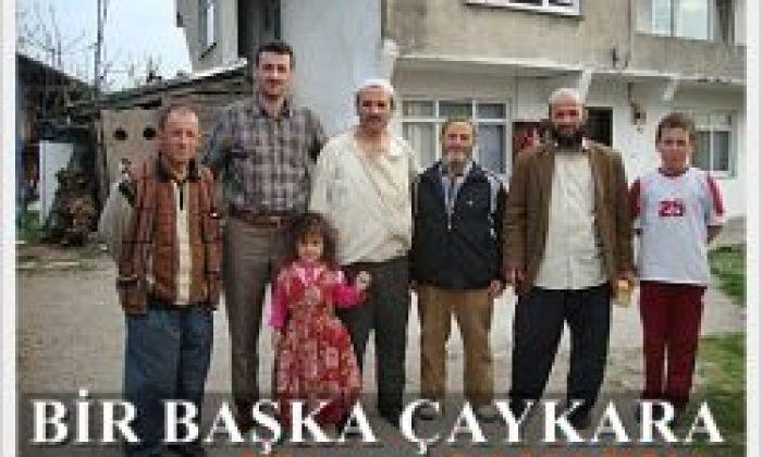 Çamlıbel'den Sakarya'ya Bir başka Çaykara