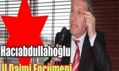 Mustafa Hacıabdullahoğlu Daimi Encümen