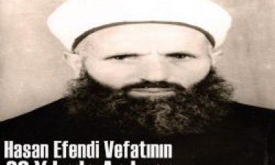 Hasan Efendi Ölümünün 30.Yılında İstanbul'da Anılacak