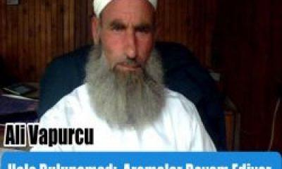 Ali Vapurcu Hala Bulunamadı