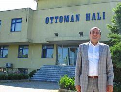 Ottoman Halı Müdürü Çolak İle Röportaj