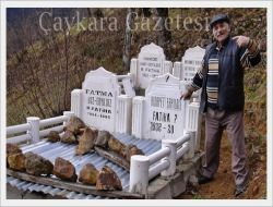 Hidayet Eryıldız Mezarını Dokuz Yıl Önce Yaptı